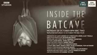 Inside The Bat Cave. Tonight on BBC Two. Filmed what seems like years ago with a lovely team. Check it out. Bats are ace 🦇